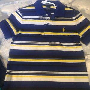 Short sleeve polo never worn